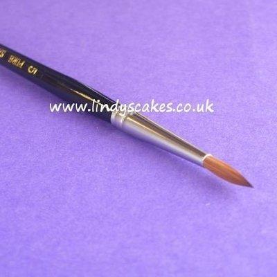 Pure Sable Artists Pencil Paintbrush No. 5