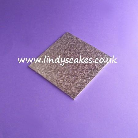 15cm (6in) Square Thin (3mm) Hardboard Cake Board SKU177191414111111