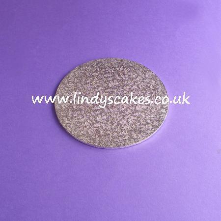 15cm (6in) Round Thin (3mm) Hardboard Cake Board SKU177191511111