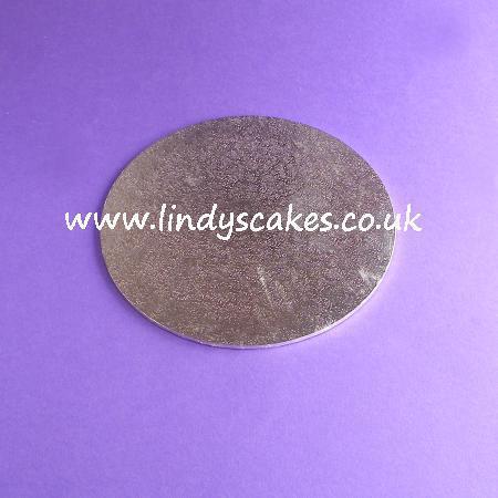 17.5cm (7in) Round Thin (3mm) Hardboard Cake Board SKU1771915111111