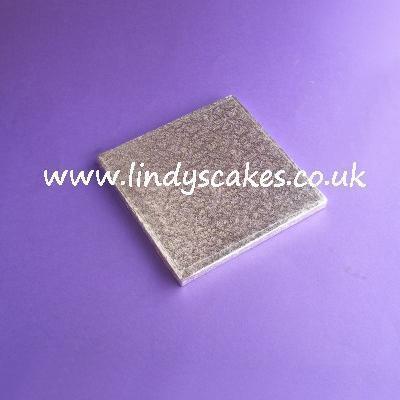 17.5cm (7in) Square 12mm Thick Cake Board (Cake Drum) SKU17722101011