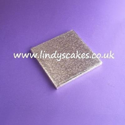17.5cm (7in) Square 12mm Thick Cake Board (Cake Drum)