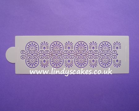 Greek Repeat Pattern Stencil - Lindy's  (LC102) SKU18004
