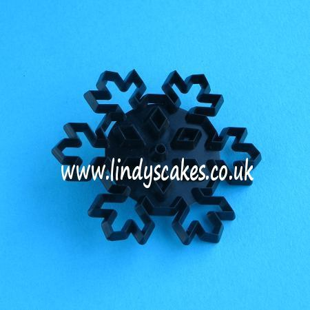 Snowflake Cutter and Embosser - Large (Patchwork Cutters) SKU17745