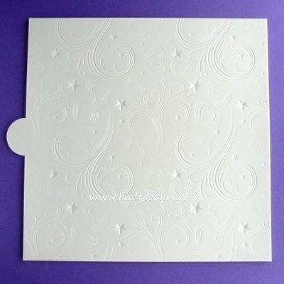 Swirl Embossing Mat (AM0404)