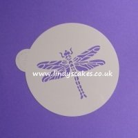 Dragonfly Stencil Life-sized -  Lindy's (LC116)