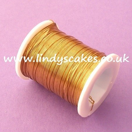 Gold Beading Wire (28g) SKU18303111