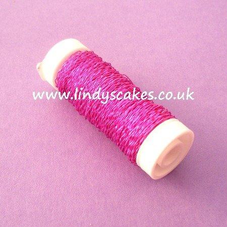 Pink - Fuchsia Pink Bullion Wire SKU18309112111111