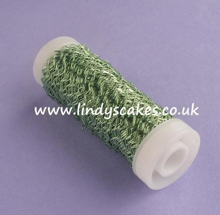 Green - Mint Green Bullion Wire SKU1830921