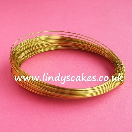 Green Chartreuse Coloured Craft Wire (0.5mm) SKU182561111111111111111