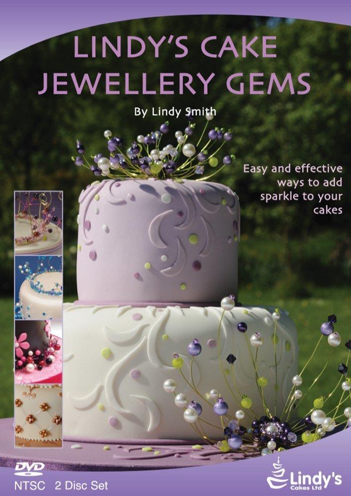 Cake Jewellery Gems DVD by Lindy Smith SKU17618