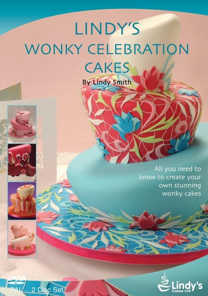 Wonky Celebration Cakes DVD by Lindy Smith SKU17617