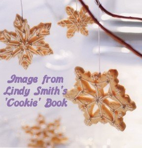 Bake me I'm yours.....cookie book by Lindy Smith
