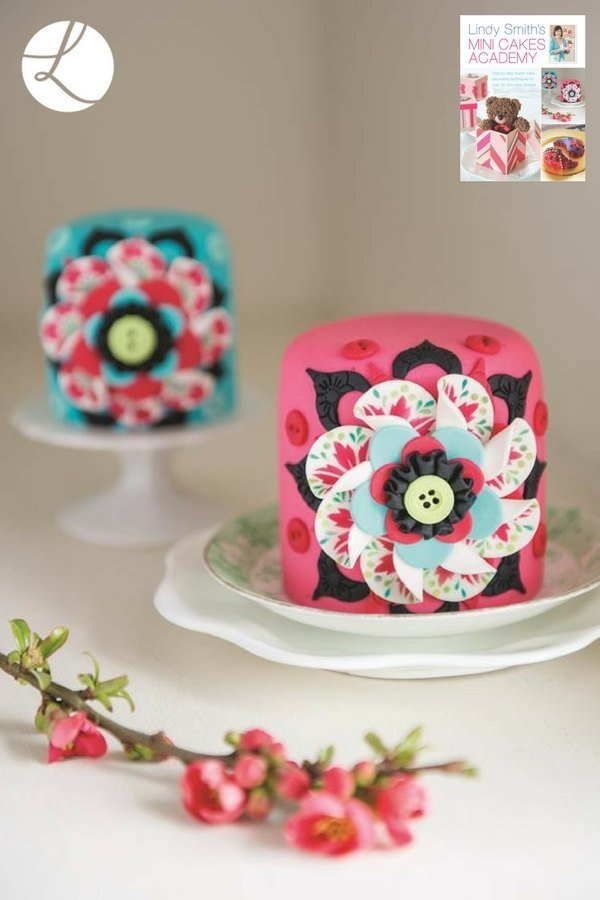 Round Multi Mini Cake Tins 16 x 6cm (2.5in)