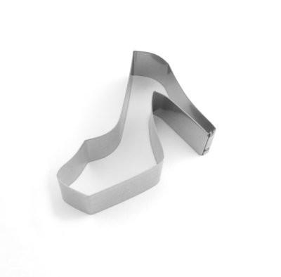 Shoe - Small Platform Stiletto Shoe Sugarcraft Cutter (Lindy's)