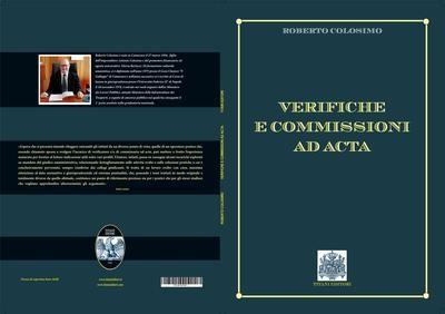 VERIFICHE E COMMISSIONI AD ACTA