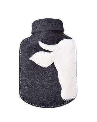 Wärmflasche Merino Wollfilz