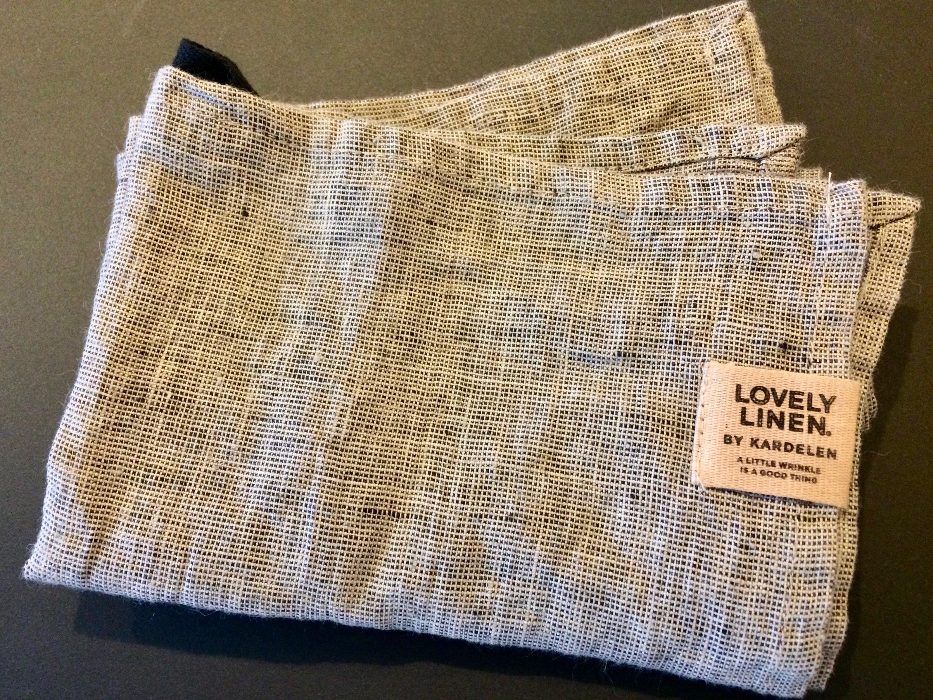 Chambray Handtücher in 100% Leinen • Lovely Linen 55918