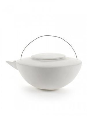 Porzellan Teekanne Wabi / Sabi von SERAX Handarbeit