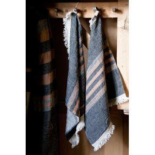 LIBECO Handtuch in 100% Leinen mehrfarbig 56028