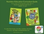 Nutrition Education Curriculum Guide (PDF)