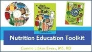 Nutrition Education Toolkit with PDF Curriculum Guide