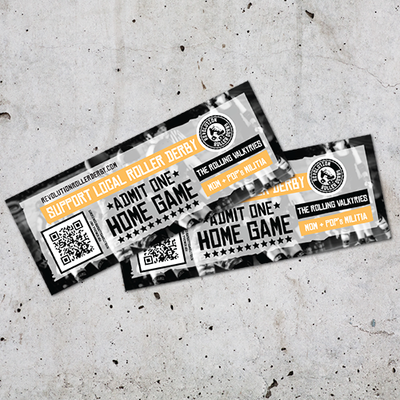 Home Bout Ticket