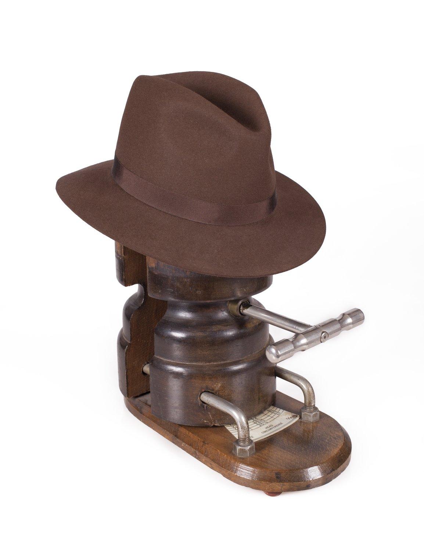 Stewart Christie   Co Olney Fur Felt Trilby Hat a09276481986