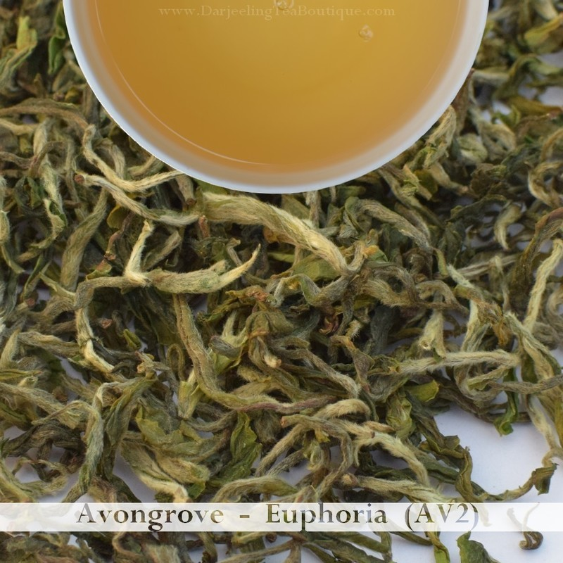 THE DELECTABLE & HEAVENLY AVONGROVE EUPHORIA  - Darjeeling 1st flush 2019  - 50gm (1.76oz)