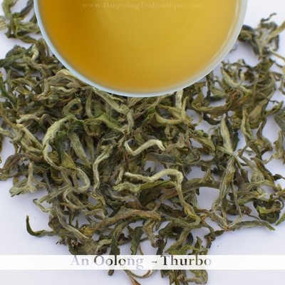 A RARE & LIMITED EDITION OOLONG - THURBO  - Darjeeling 1st flush 2019  - 50gm (1.76oz)