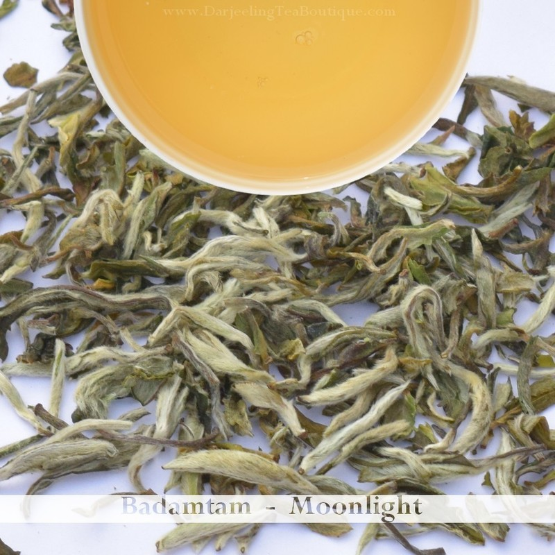 THE EXQUISITE & DIVINE BADAMTAM MOONLIGHT  - Darjeeling 1st flush 2019  - 50gm (1.76oz)