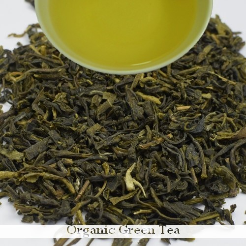 ORGANIC DARJEELING GREEN TEA  (100gm / 3.5oz)