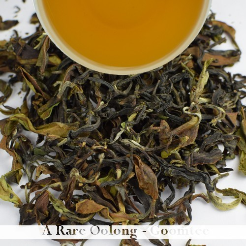 Darjeeling Oolong - Goomtee  (50gm / 1.71oz)