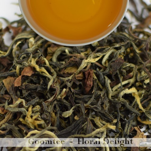 RARE CLONAL LIMITED EDITION - Darjeeling Autumn Flush Black Tea  (50gm / 1.71oz)