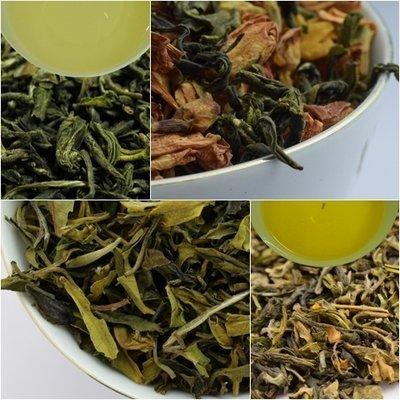 Sample Pack - Darjeeling Green & White Tea