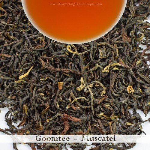 Sampler: Darjeeling 2nd Flush 2017 - Goomtee  (10gm / 0.35oz)