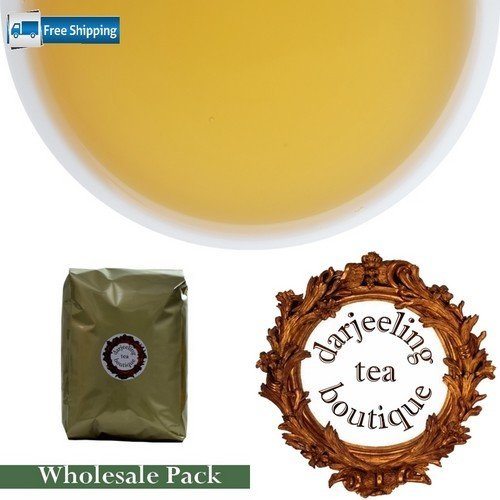 MONEY SAVER WHOLESALE PACK: Darjeeling First Flush Tea  1Kg (2.2lb) Pack