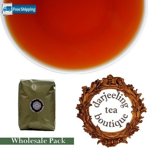 Wholesale Pack: Darjeeling Autumn Flush Tea 2018 1kg (2.2 lb) Pack