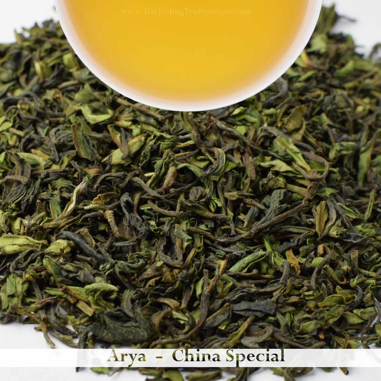 Sampler: 2017 Best Seller from ARYA - Darjeeling First Flush Black Tea, China Spl (10g / 0.35oz)