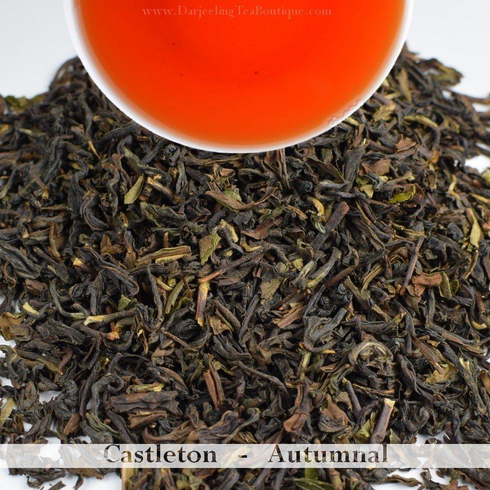 CASTLETON AUTUMNAL  - Darjeeling Autumn Flush  (100gm / 3.5oz)