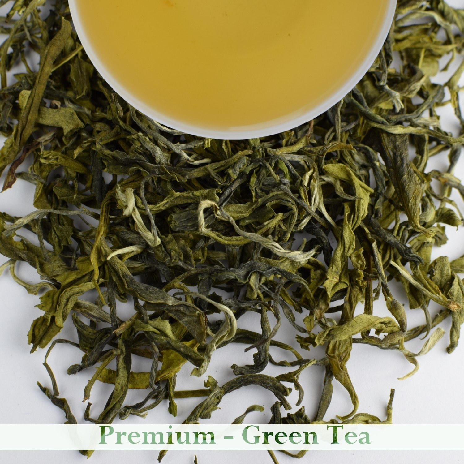 A PREMIUM GREEN TEA - Goomtee (100gm / 3.5oz)