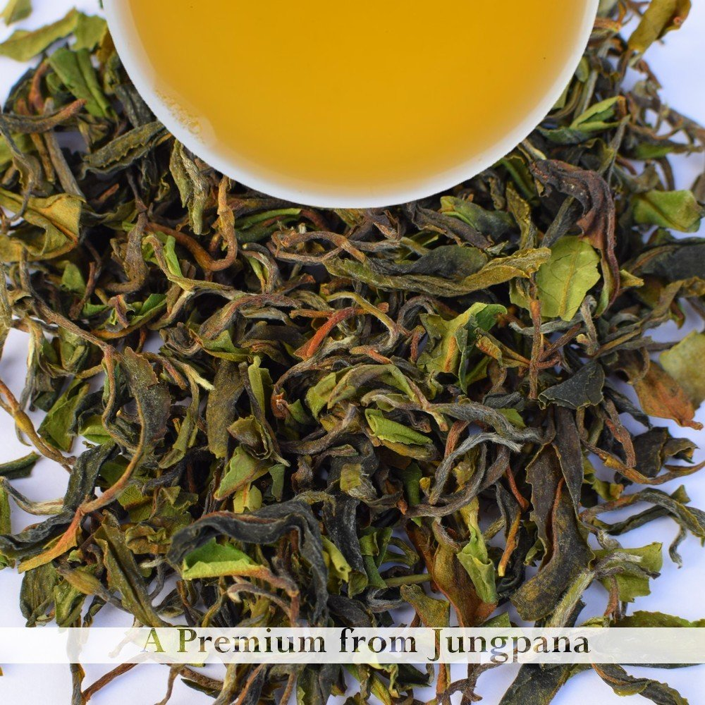 A PREMIUM FROM JUNGPANA  - Darjeeling 1st flush 2018  - 50gm (1.76oz)
