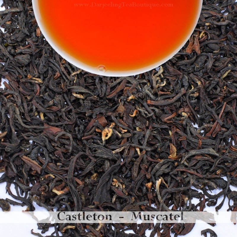 A DELICIOUS CASTLETON MUSCATEL - Darjeeling 2nd Flush 2018 (100gm / 3.5oz)