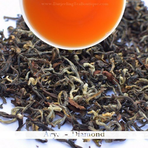 ARYA DIAMOND  - Darjeeling Autumn Flush Tea 2018  (100gm / 3.5oz)