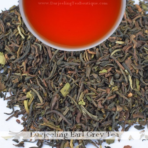 FRAGRANT DARJEELING EARL GREY, 100gm (3.52oz) Pack