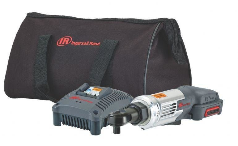 Ingersoll Rand R1130-K1 IQv12 12V 3//8 Ratchet Wrench Kit