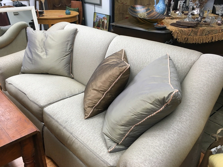 Marge Carson 7' Sofa