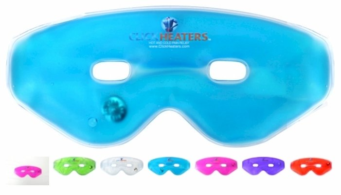 Click Heaters Eye and Sinus Therapy Mask
