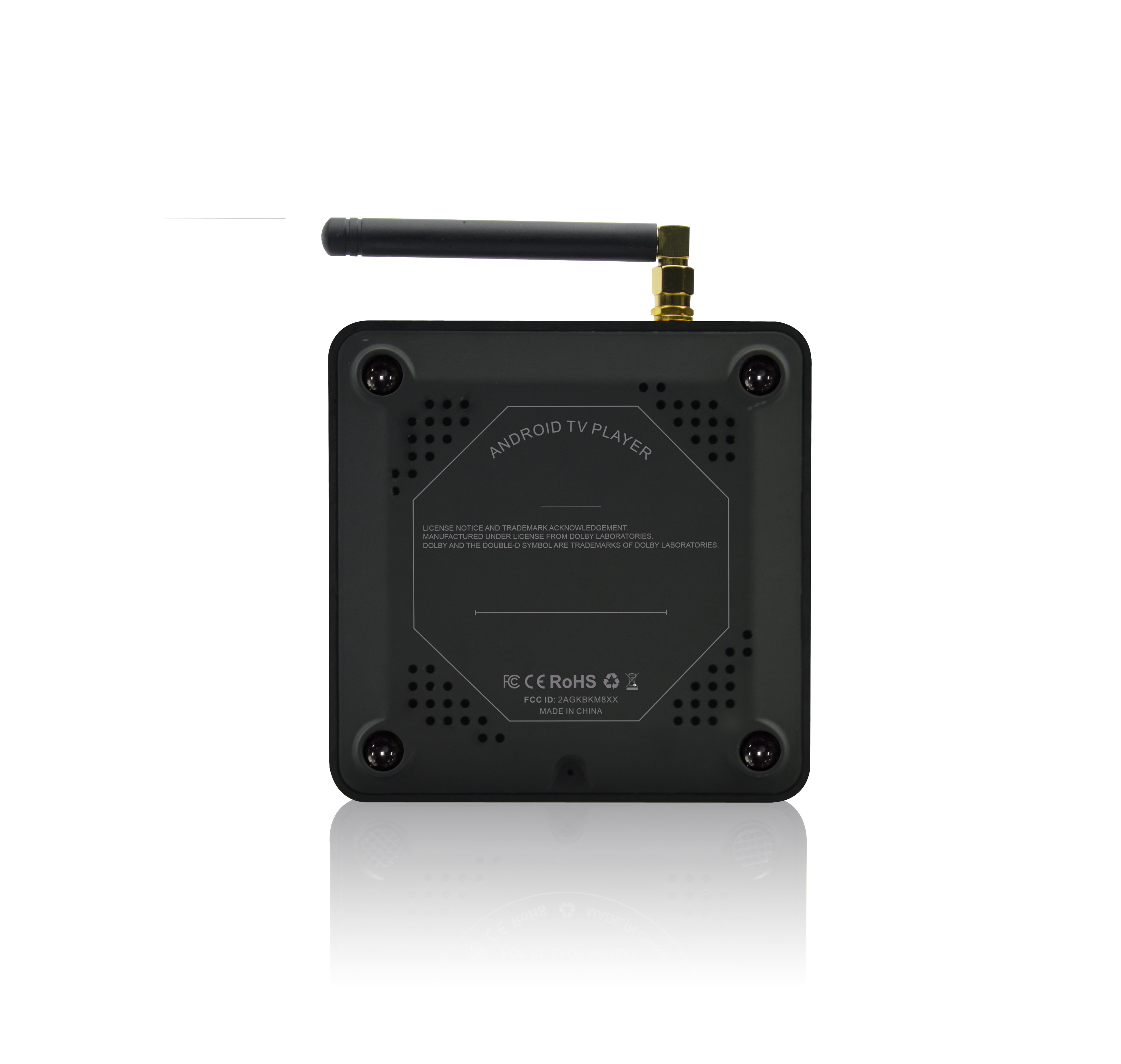 KM8 Google Certified TV Box - Android TV Boxes South Africa