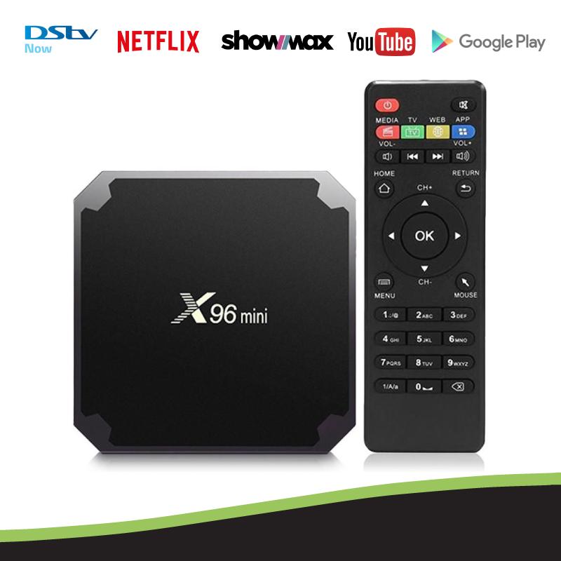 X96 Mini S905W 1GB/8GB  Android 7.1 Smart TV Box 000